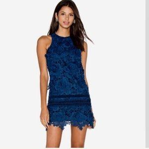 Lovers + Friends Lace Caspian Dress